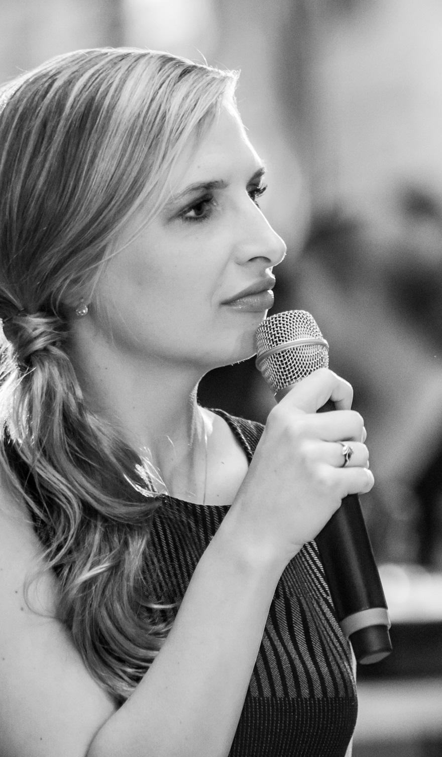 Hamburg Moderatorin, Event Moderatorin
