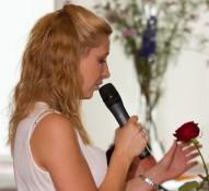 Event Moderatorin Janine Mehner, Event Moderation