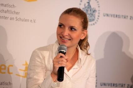 Moderatorin Hannover